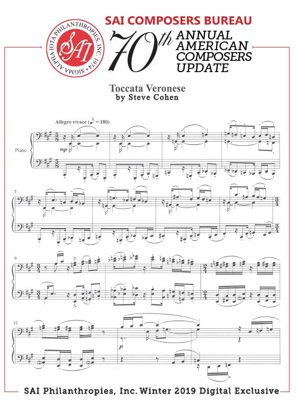 Composers Bureau - Sigma Alpha Iota International Music